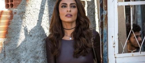 Atriz Juliana Paes interpreta Bibi, que vai passar por um aperto