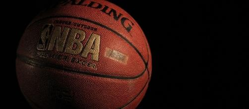 Basketball. NBA. Image via Pixabay.