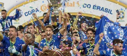 Cruzeiro Campeão da Copa do Brasil 2017