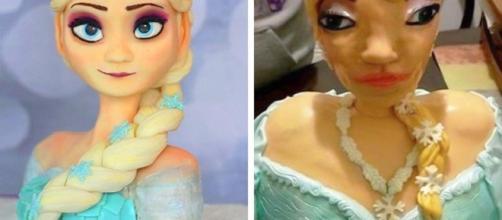 Frozen ou Annabelle? Houve uma tentativa, mas o resultado foi devastador