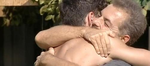 GF Vip: Daniele e Ignazio, pace fatta.
