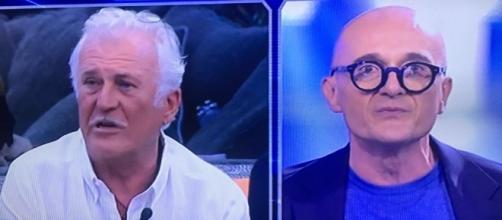 GF VIP: scontro in diretta tra Alfonso Signorini e Marco Predolin ... - novella2000.it
