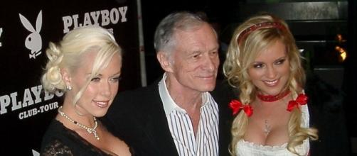 Hugh Hefner passed away at the age of 91. (Image Credit: Alexander Hauk/Wikimedia)