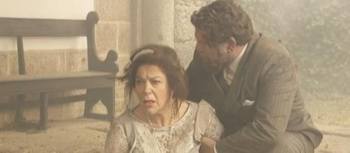 Il Segreto, anticipazioni: scoppia una bomba alle nozze di Francisca e Raimundo