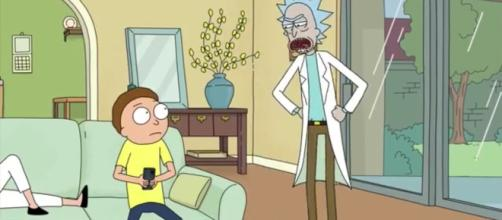 Image via pootang alang/youtube screenshot---Review: 'Rick and Morty,' 'The ABCs of Beth'