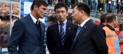 """Inter, Zhang: """"Obiettivo minimo? Tornare in Champions League"""" - radiogoal24.it"""