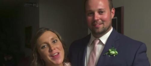 Josh and Anna Duggar--Image by TLC/YouTube