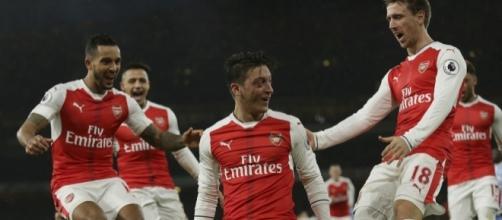 Juve, possibile maxi scambio con l'Arsenal
