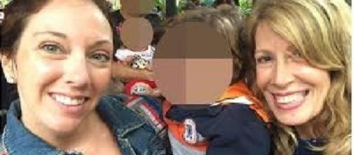 Kathleen Davis, uma mulher de 58 anos, que manteve relções sexuais com o marido da filha