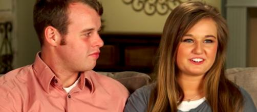 Kendra Caldwell Duggar and Joseph Duggar-- [TLC/YouTube screencap]