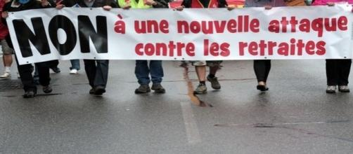 Les retraités manifestent partout en France contre la hausse de la CSG