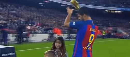 Luis Suarez - Skills & Goals 2016/17 || HD Image -KID KOODI| YouTube