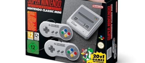 Nintendo annuncia Nintendo Classic Mini: SNES in uscita il 29 ... - pokemonmillennium.net