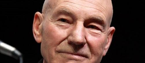 Patrick Stewart aka Jean-Luc Picard [Image by Gage Skimore / wikimedia commons]