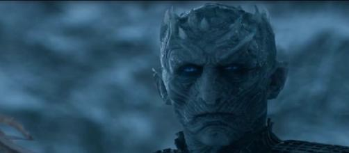 The Night King from 'Game of Thrones' - [Hybrid Network / YouTube screencap]