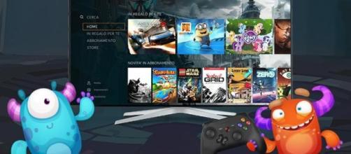 Tim: parte Timgames, la nuova piattaforma di home gaming - La Stampa - lastampa.it