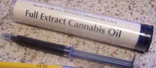 Vapors from cannabis extracts contains cancer-causing chemicals- Stephen Charles Thompson/ Wikimedia Commons