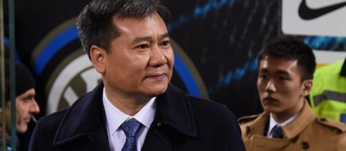 """Zhang, allo Jiangsu come all'Inter: """"Dobbiamo uscire da questa ... - passioneinter.com"""