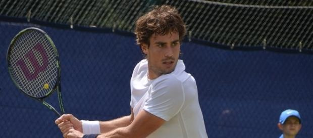 Argentinean tennis player Guido Pella. Image Credit. Carine06, Flickr -- CC BY-SA 2.0