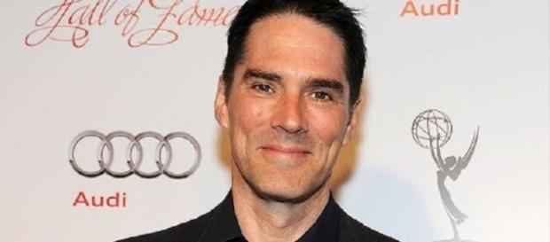 'Criminal Minds' star Thomas Gibson- Image via YouTube/Entertainment Tonight