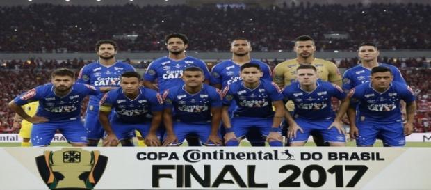 Cruzeiro vence a Copa do Brasil de 2017