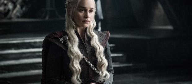 Daenerys Targaryen del Trono di Spade