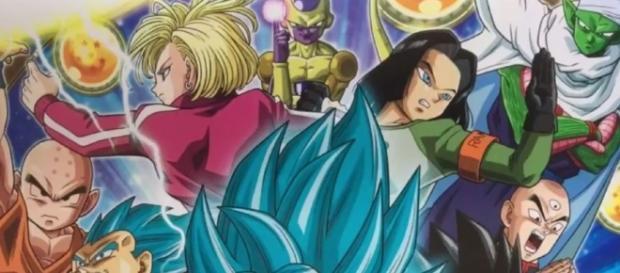 'Dragon Ball Super' - Image via YouTube/Geekdom101