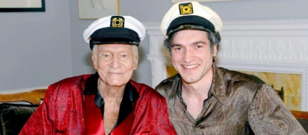 Hugh Hefner has passed way - social network post