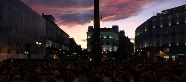 Madrid se alza contra la represión