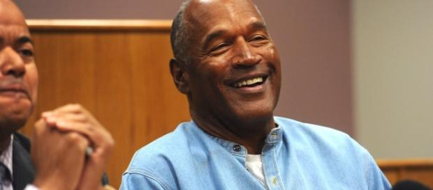 OJ Simpson could be out on parole next week. Source; en.wikipedia.org