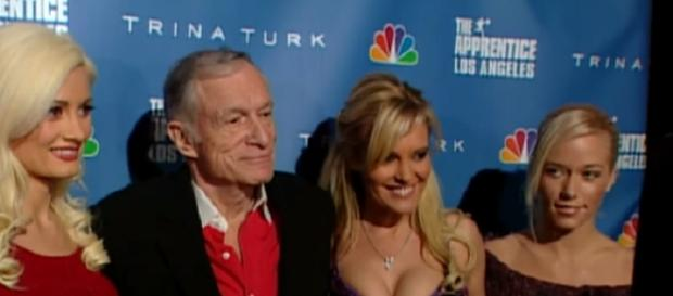 Playboy' Founder Hugh Hefner Dead at 91 [Image via Youtube/ Entertainment Tonight]