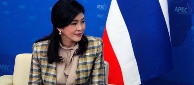 Prime Minister of Thailand Yingluck Shinawatra and Vladimir Putin [Image by kremlin.ru [CC BY 3.0] / Wikimedia Commons]