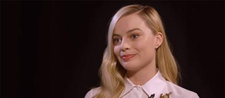 """Before """"Suicide Squad 2,"""" Margot Robbie is starring in """"I, Tonya"""" and more upcoming films. (YouTube/BBC Radio 1)"""