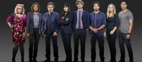 'Criminal Minds' cast. (Image Credit: Tye Judy/YouTube)