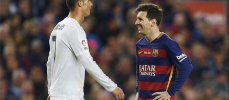 Filtran los celos de Messi con Cristiano Ronaldo - Taringa! - taringa.net