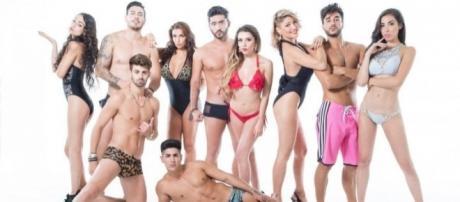 Integrantes de la tercera temporadad de MTV Super Shore.
