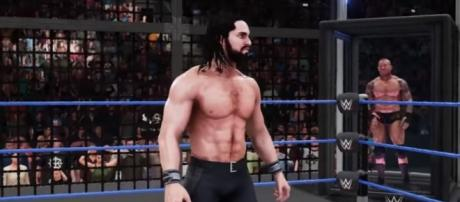 WWE 2K18 Gameplay Demo - (Image Credit: EspacioNinjaX/Youtube)