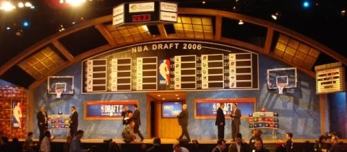 2006 NBA Draft [Image Credit: bikeride/Wikimedia Commons]