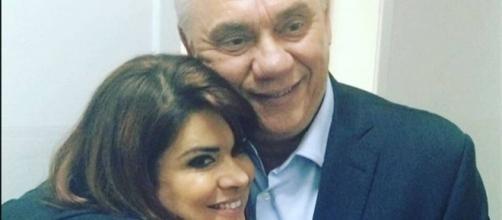 Casal se conheceu um ano antes de Marcelo descobrir sua doença