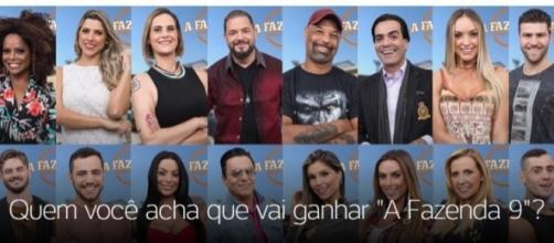 Enquete UOL mostra quem deve vencer ''A Fazenda - Nova Chance''