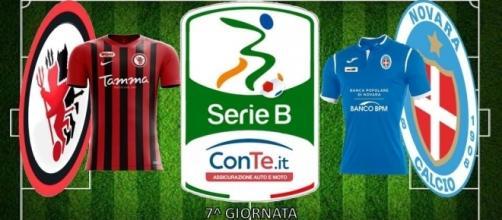 Foggia e Novara si sfidano nella settima giornata del campionato di Serie B ConTe.it
