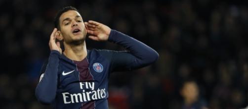 Hatem Ben Arfa toujours en position délicate au PSG - 20minutes.fr