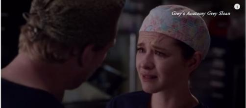 It hasn't all been rainbows and butterflies in characters' lives. [Grey's Anatomy - GreySloan/Youtube screencap]