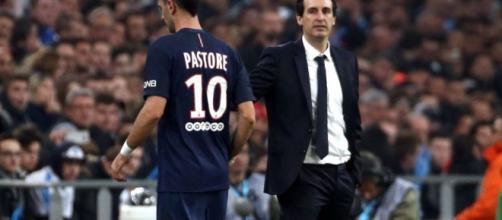 Javier Pastore en passe de quitter le PSG pour aller à l'Inter Milan - leparisien.fr