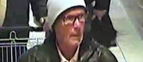 L'uomo sospetto ricercato dalla polizia tedesca