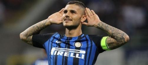 Mauro Icardi,capitano dell'Inter (Espn Fc)