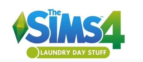 Maxis has offered a preview at 'The Sims 4: Laundry Day Stuff' animated clothesline and tweaked icon. [Image via SimsJohnny/YouTube screencap]
