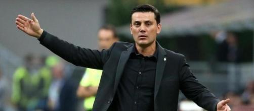 Montella cerca il riscatto nel prossimo match contro la Roma.