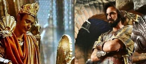 'O Rico e Lázaro': Arioque descobre a traição de Nebuzaradã e vai tomar satisfação