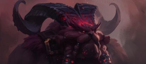 Ornn, campeón de League of Legends